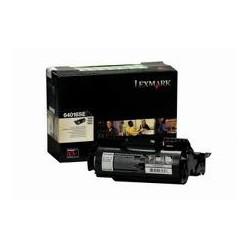 64016SE Toner Noir Lexmark pour imprimante T640 642
