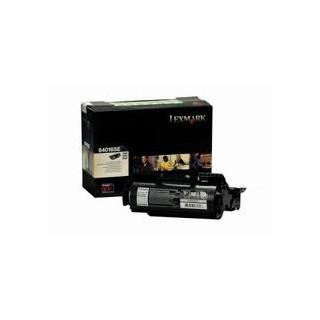 64016SE Toner Noir pour imprimante Lexmark T640, T642 T644