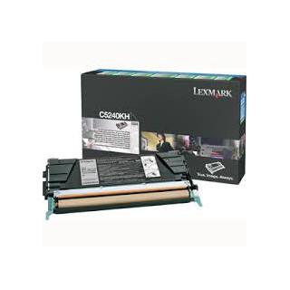 C5240KH Cartouche de Toner Noir Lexmark pour imprimante C524