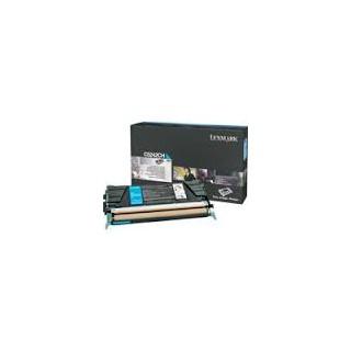 C5242CH Cartouche deToner CyanLexmark pour imprimante C524