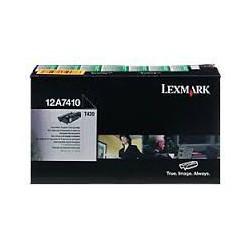 12A7410 Toner Noir pour imprimante Lexmark T420d/dn/dtn/dt/n