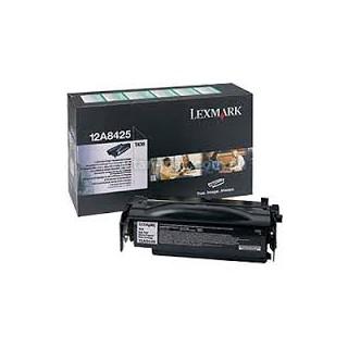 12A8425 Toner Noir Lexmark 12k pour imprimante T430
