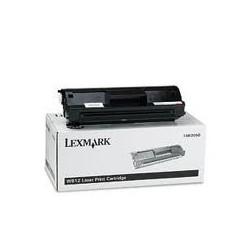 14K0050 Toner Noir 12k pour imprimante Lexmark Optra W812tn/dtn/n