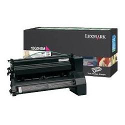 15g041m Toner Magenta Lexmark 6k pour imprimante C752