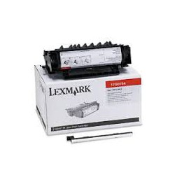 17G0154 Toner Noir Lexmark 15k pour imprimante Optra M 410, 412