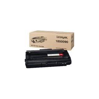 18S0090 Toner Noir Lexmark Noir pour imprimante X215