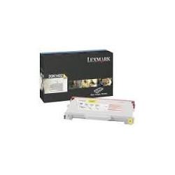 20K1402 Toner Jaune pour imprimante Lexmark C510/dn/dtn/n/tn