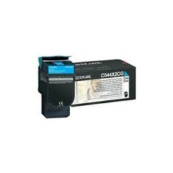 24B6008 Toner Cyan pour imprimante Lexmark XC2100, XC2130, XC2132