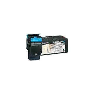24B6008 Toner Lexmark Cyan 3k pour imprimante XC 2100, 2130, 2132