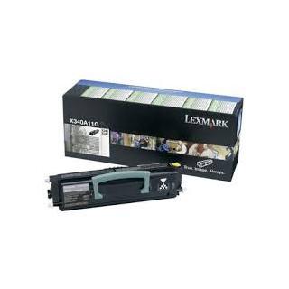 X340A11G Toner Noir pour imprimante Lexmark X340, X342