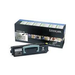 X340H11G Toner Noir pour imprimante Lexmark X340n, X342n