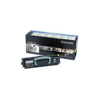 X340H11G Toner Noir Lexmark 6k pour imprimante x342n, x340n