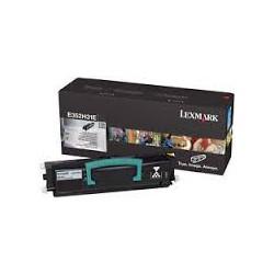 E360H31E Toner Noir Lexmark 9k pour imprimante E360, E462