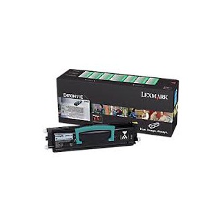 E450H11E Toner Noir pour imprimante Lexmark Optra E450,E450dn