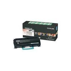X463H11G Toner Noir Lexmark 9k pour imprimante X463, X464, X466