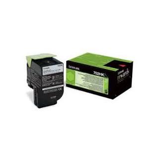 70C2XK0 Toner Noir Lexmark 8k pour imprimante CS510