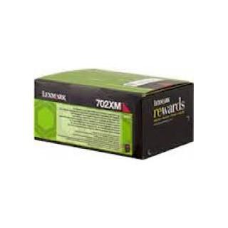 70C2XM0 Toner Magenta Lexmark 4k pour imprimante CS510