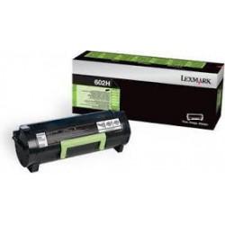60F2H00 Toner Noir pour imprimante Lexmark MX310 MX410, MX510 MX511 MX611