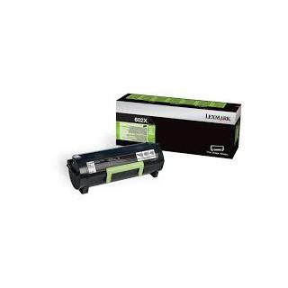 60F2X00 Toner Noir 20k pour imprimante Lexmark MX510 MX511 MX611