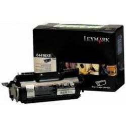64416XE Toner Noir 32k pour imprimante Lexmark Optra T644/DN/DTN/N/TN