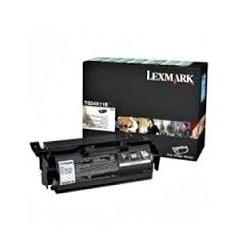 T654X31E Toner Noir Lexmark 36k pour imprimante X654, X656, X658