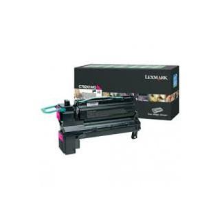 C792X1MG Toner Magenta Lexmark 20k pour imprimante C780, C782, X782E, C792