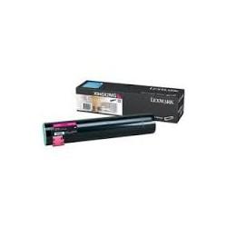 X945X2MG Toner Magenta pour imprimante Lexmark X940e, X945e