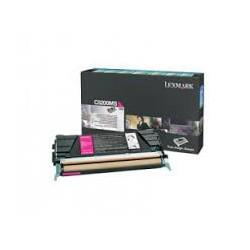 C5200MS Toner Magenta Lexmark 1,5k pour imprimante C530