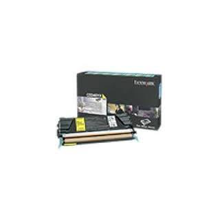 C5340YX Toner Jaune Lexmark 7k pour imprimante C534n, C534dn, C534dtn