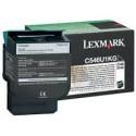 C546U1KG Toner Noir pour imprimante Lexmark C546, X546