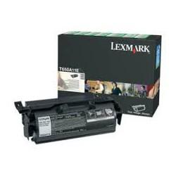 T650A11E Toner Noir pour imprimante Lexmark T650, T652, T655, T656