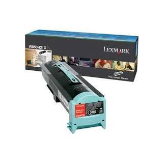 W850H21G Toner Lexmark Noir 35k pour imprimante W850