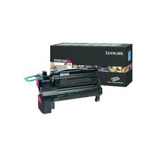 X792X1MG Toner Magenta Lexmark 20k pour imprimante X792, C792