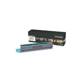X925H2CG Toner Cyan pour imprimante Lexmark X925