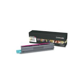 X925H2MG Toner Lexmark Magenta 7,5k pour imprimante X925