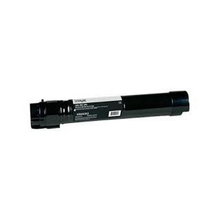X950X2KG Toner Noir 38k pour imprimante Lexmark X950, X952, X954