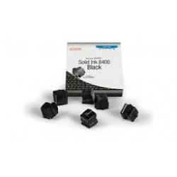 108R00608 Toner Noir Xerox x 6 pour imprimante Phaser 8400