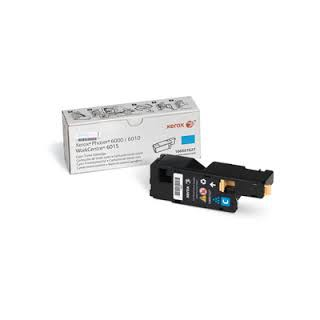 106R01627 Toner Cyan Xerox pour imprimante Phaser 6000, 6010, Workcentre 6015