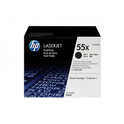 CE255XD Toner Noir imprimante HP Laserjet