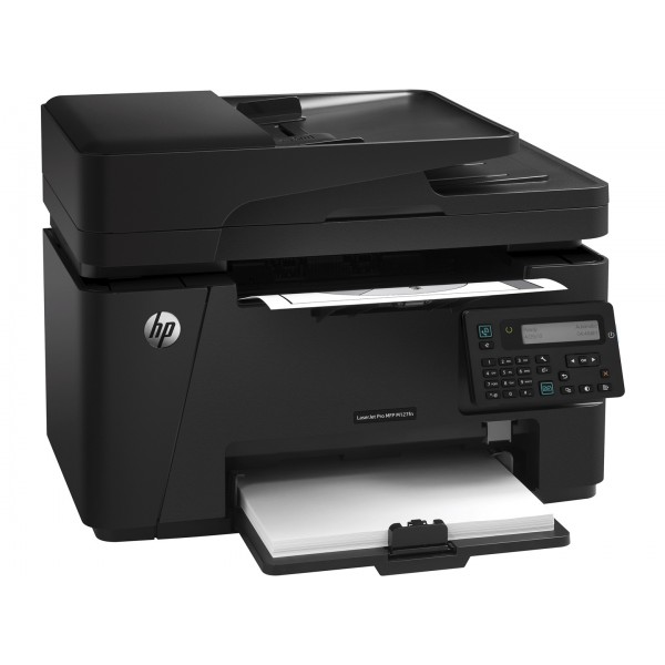 hp laserjet pro mfp m127fn imprimante multifonction noir. Black Bedroom Furniture Sets. Home Design Ideas