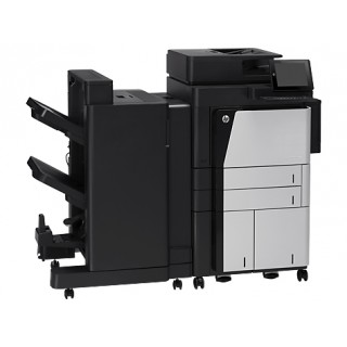 HP LaserJet Enterprise flow MFP M830z - imprimante multifonction noir & blanc