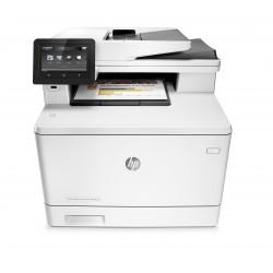 HP Color LaserJet Pro MFP M477fdw - imprimante multifonction couleur