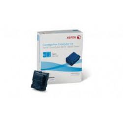 108R00954 Toner Cyan Xerox x 6 pour imprimante Colorqube 8870