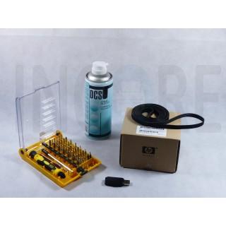 Kit-expert-C7770-60014 Courroie A0 traceur imprimante HP Designjet 500 510 et 800