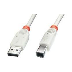 Câble USB 2.0 A m. - B m., 3 m (31646)