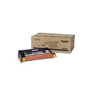113R00721 Toner Jaune Xerox pour imprimante Phaser 6180