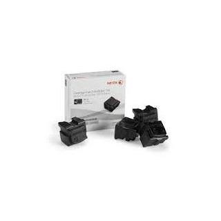 108R00935 Toner Noir Xerox x 4 pour imprimante ColorQube 8570