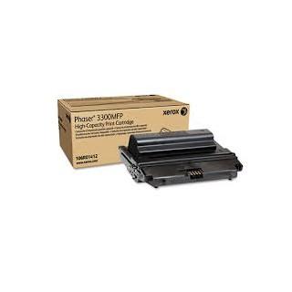 106R01412 Toner Noir Xerox pour imprimante Phaser 3300