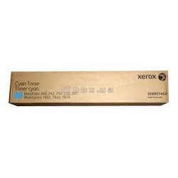 006R01452 Toner Cyan Xerox pour imprimante Workcentre 7655, 7665, 7675, DocuColor 240, 240, 242, 250, 252, 260