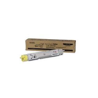106R01216 Toner Jaune Xerox pour imprimante Phaser 6360